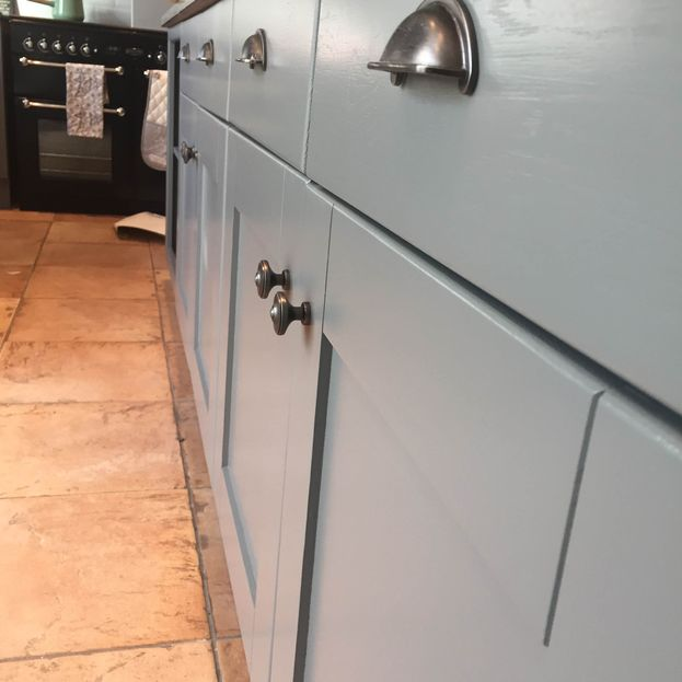 hand painted kitchens Southampton